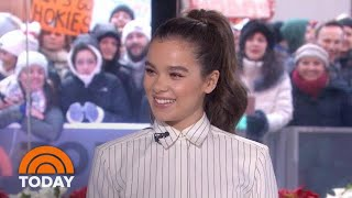 Hailee Steinfeld Talks 'Bumblebee' Movie: 'It's A Very Human Story'   TODAY