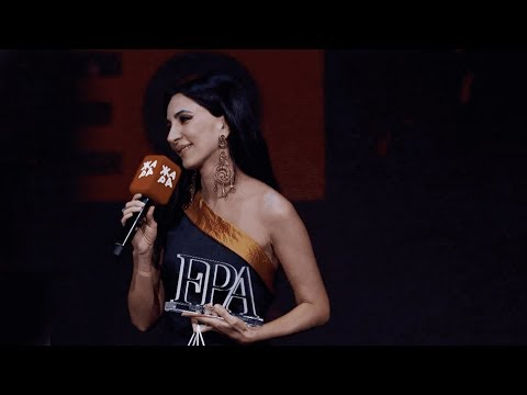 "Зара - победитель в номинации ""Fashion видео"" (@Премия Fashion People Awards-2019)"