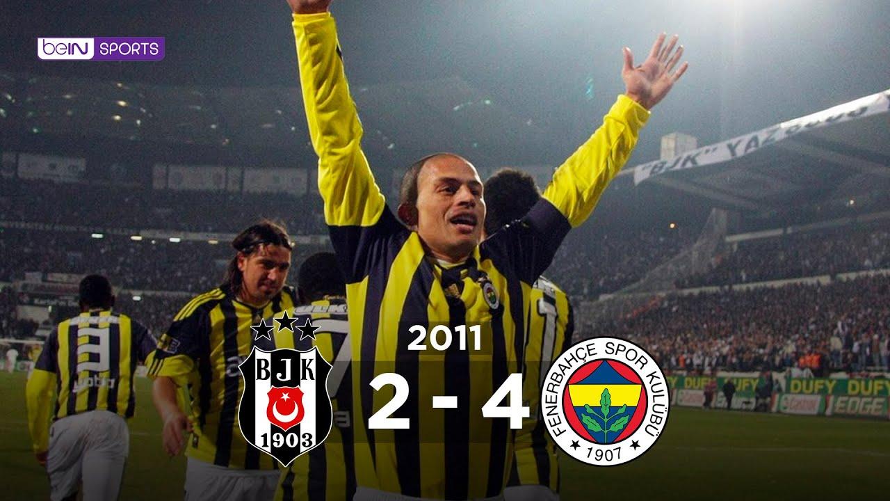 20.02.2011 | Beşiktaş-Fenerbahçe | 2-4
