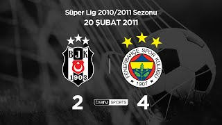 20.02.2011  Beşiktaş-Fenerbahçe  2-4