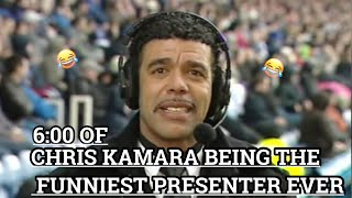 6 minutes straight of Chris Kamara being the best football reporter