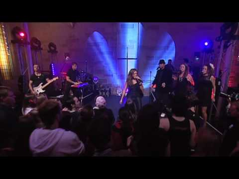 Jessica Mauboy 'Up Down' Live At The Chapel