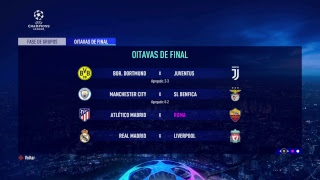 FIFA 19 UEFA CHAMPIONS LEAGUE AS DE ROMA