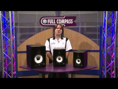 RCF Ayra 5/6/8 Active Two-Way Professional Near-Field Studio Monitor Overview | Full Compass