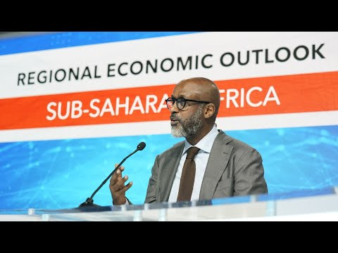 Press Briefing: Regional Economic Outlook: Sub-Saharan Africa, October 2020