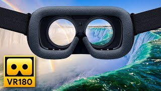 The Amazing Niagara Falls in VR180! - 3D Virtual Reality Experience