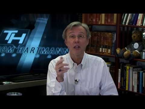 Your Personal Invitation to become a Channel Sponsor of the Thom Hartmann Program