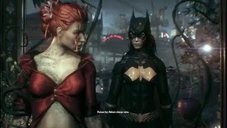 Story Mode As Batgirl [Introduction]