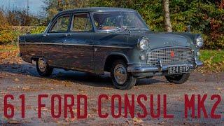 1961 Ford Consul mk2