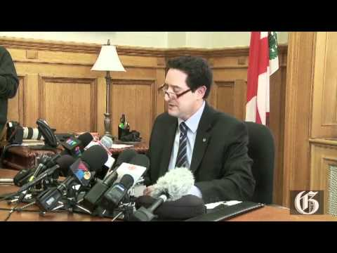 Michael Applebaum says Louise Harel lied