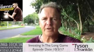 Hour 192 - Investing For The Long Game