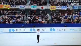 【MAD】 圧巻 町田樹選手 SP 2014.12.26 町田樹 検索動画 13