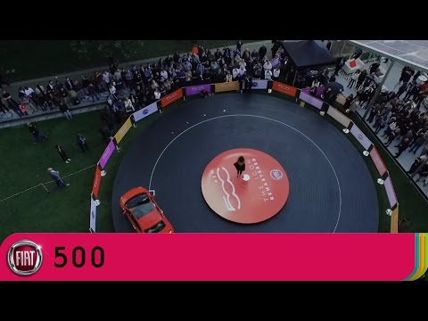 """New Fiat 500 - Launch Performance with Ella Eyre """"Best of My Love"""" 