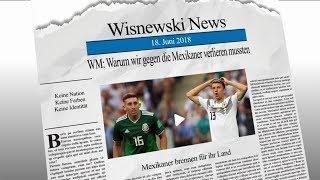 WM: Deutschland-Mexiko - Pleite unvermeidlich!