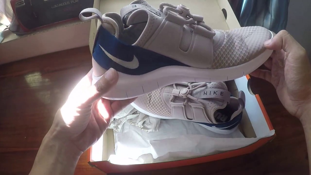 51285358323c Giày NIKE Men s Nike Free RN Commuter Unboxing2018 - YouTube