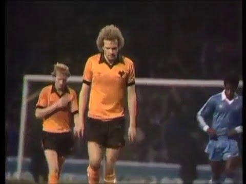 Manchester City v Wolves, 1st December 1979 [Full Highlights]