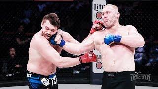 Бой Сергей Харитонов против Мэтта Митриона / Слова после боя