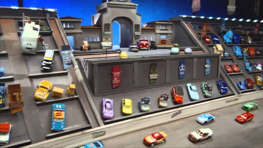 MATTEL DISNEY CARS 20 ICE RACERS TAG200315 YouTube