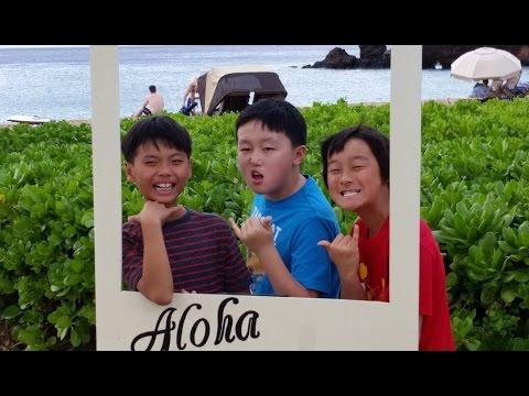 Maui Hawaii 2016 - Billy Chen Summer Vacation