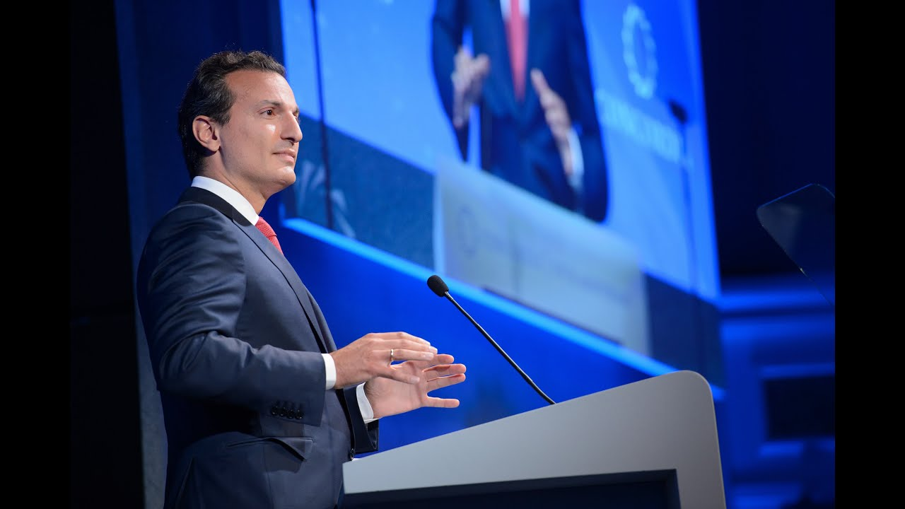 Remarks by George M. Logothetis, Chairman and CEO of the Libra Group at the 2015 Concordia Summit.