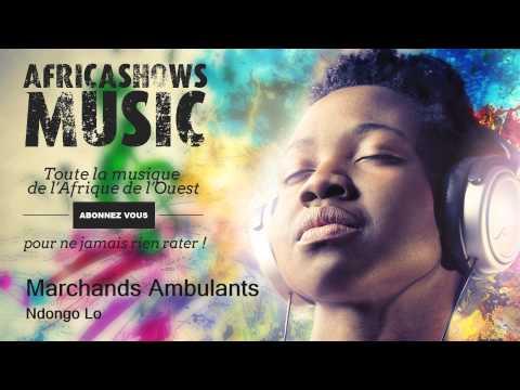 Marchands Ambulants - Ndongo Lo
