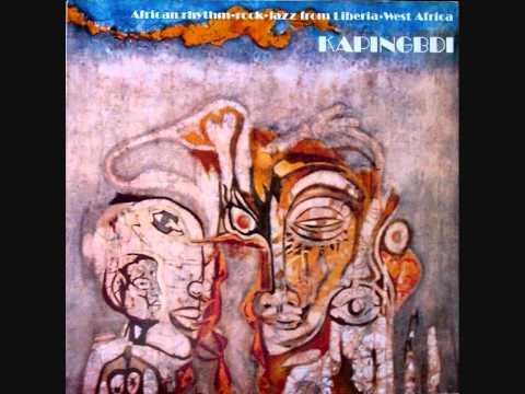 Kapingbdi (Liberia, 1978) -  African Rhythm Rock Jazz From LiberiA