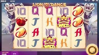 199 - Lion Dance Slot Game Online Casinos  - #casino #slot #onlineslot #казино