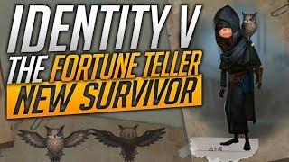 The Fortune Teller - New Survivor - New Update - Identity V