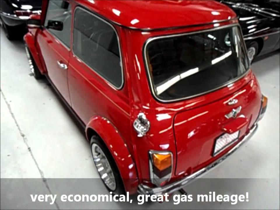 Mini Cooper Interior >> Mecum Monterey Auction LOT #T62: 1971 Austin Mini Cooper | SOLD - YouTube