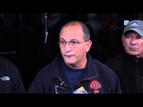 Portland house fire press conference