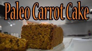 Carrot Cake: Paleo Recipe