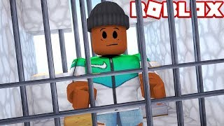 ESCAPE PRISON OBBY IN ROBLOX