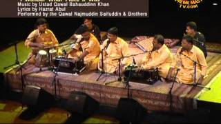 Qawal Najmuddin Saifuddin & Brothers: Preserving the Musical Lineage of Pakistan