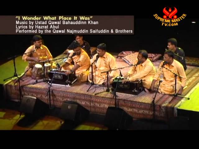 Qawal Najmuddin Saifuddin & Brothers: Preserving the Musical Lineage of Pakistan's Qawwali Travel Video