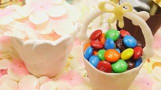 Как сделать ведерко для конфет. Ежедневные обзоры игрушек для детей