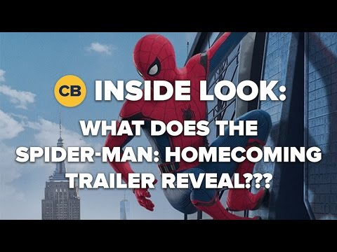 Thumbnail: What Does the Spider Man: Homecoming Trailer Reveal?