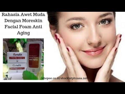 rahasia-awet-muda-dengan-skin-care-moreskin-facial-foam-anti-aging