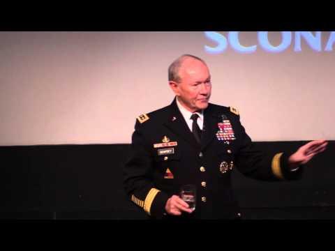 TAMU MSC SCONA 60 - General Dempsey CJCS
