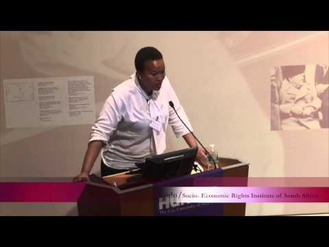 South Africa: Twenty Years After Apartheid - Panel I - Contemporary Social Movements