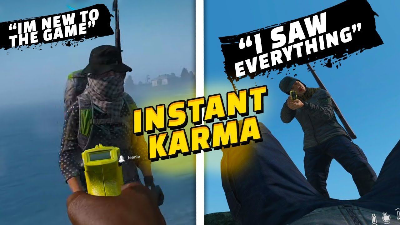Lirik Gets A Taste Of Instant Karma