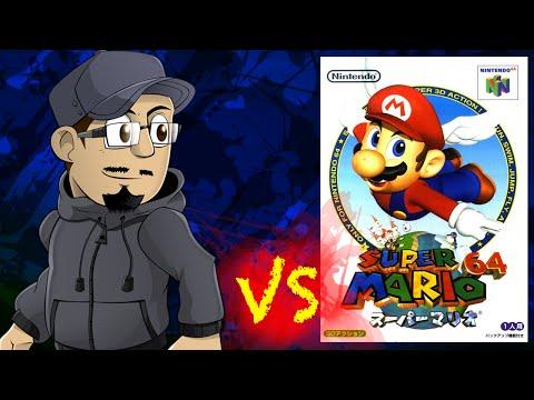 Johnny vs. Super Mario 64 (Nintendo 64 & DS)
