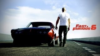Fast & Furious 6 Soundtrack: Hard Rock Sofa & Swanky Tunes - Here We Go - Letty and Dom Race Music