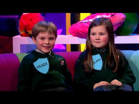 Cleas Act | Cheesestring Breakfast | TG4