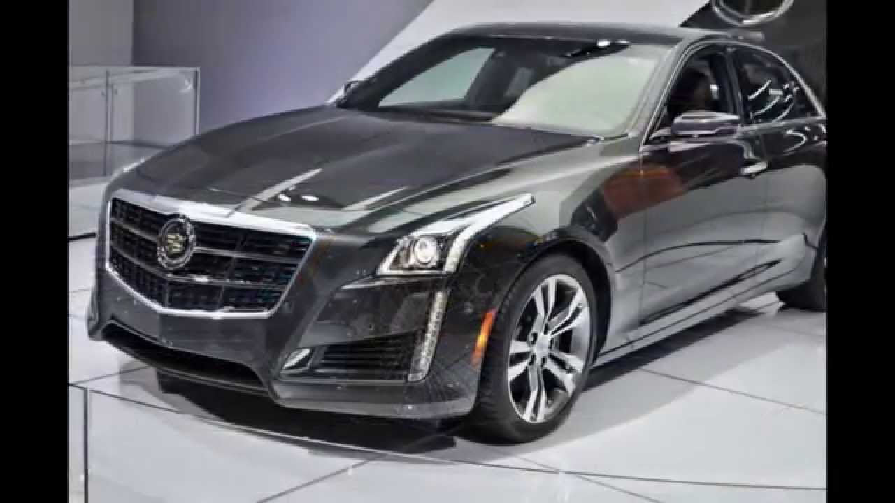 Best All New Car 2016 Cadillac CTS Specs Review || All New latest ...
