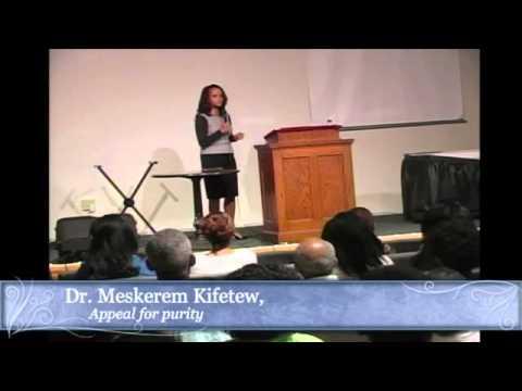 SEXUAL PURITY. BY D.R MESKEREM KIFETEW