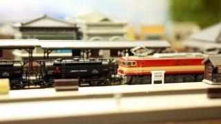 Kato 西武 E851 セメント列車試運轉