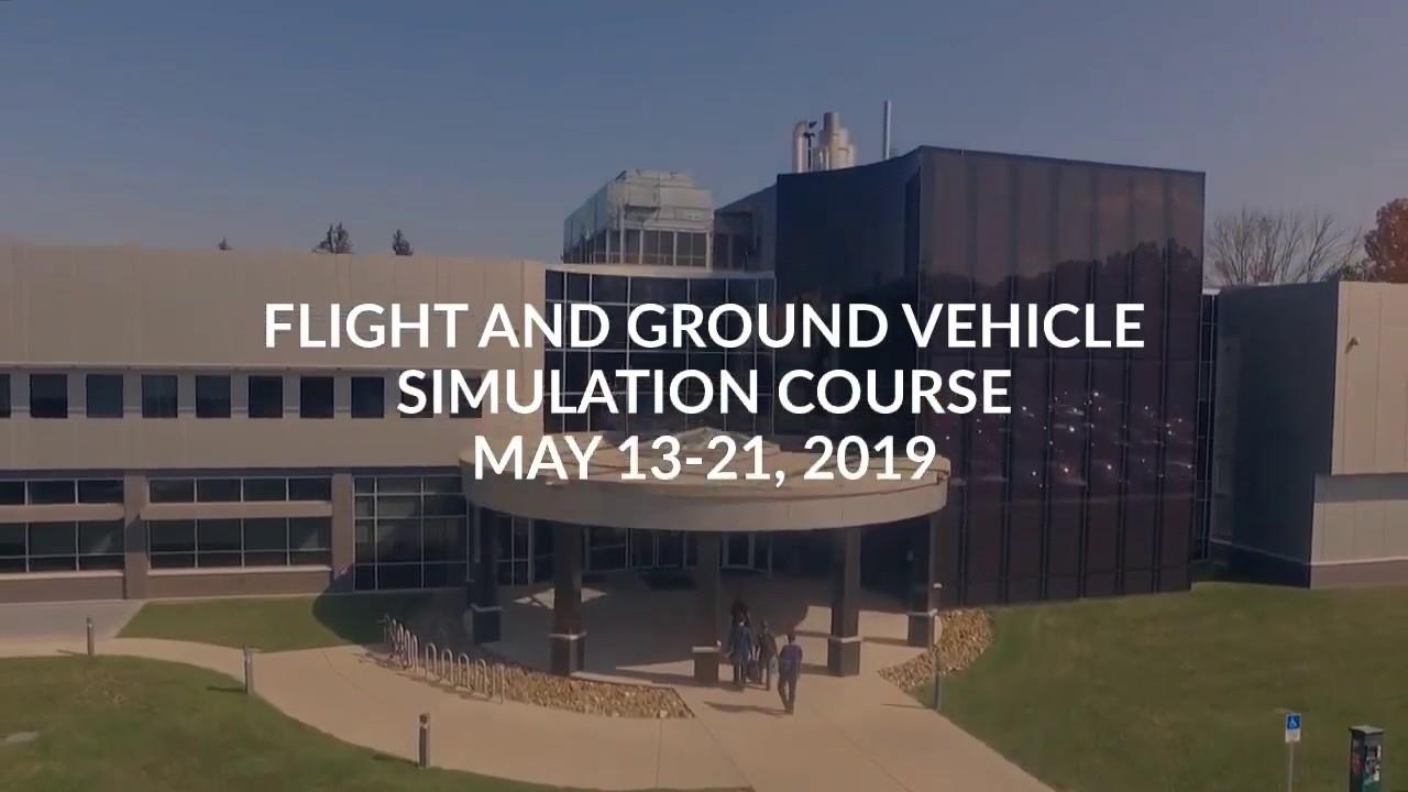 Flight and Ground Simulation - The Thomas J  Watson School of