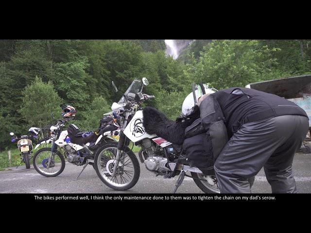 BikesAndBackpacks - Switzerland Moto Adventure On Small Trail Bikes