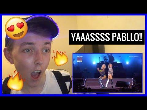 Pabllo Vittar, Fergie  GLAMOROUS & SUA CARA ROCK IN RIO 2017  FIRST TIME REACTI!!!