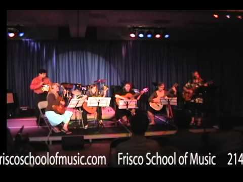 Classical School - Frisco School of Music - Paramore